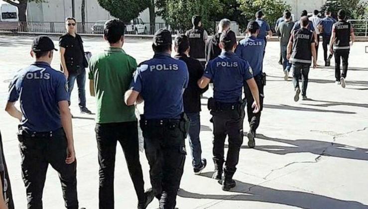 Son dakika: Gaziantep'te FETÖ/PDY operasyonunda 33 kişi gözaltına alındı