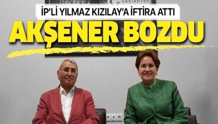 Abdullah Gül'ün eski Başdanışmanı İYİ Partili eski Merkez Bankası Başkanı Durmuş Yılmaz'ı Genel Başkanı Akşener ters köşe yaptı