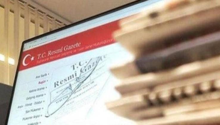 Son dakika: Atama kararları Resmi Gazete'de