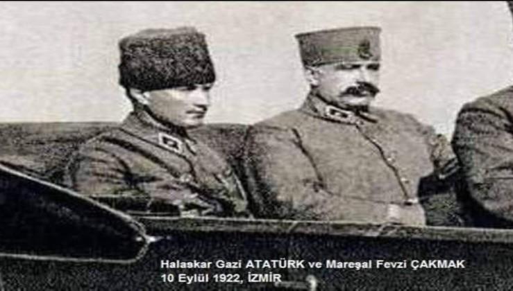 Milli mücadelenin sembol ismi: Mareşal Fevzi Çakmak