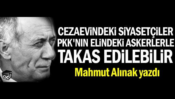 Odatv yazarı PKK üyesi olmak suçundan tutuklandı