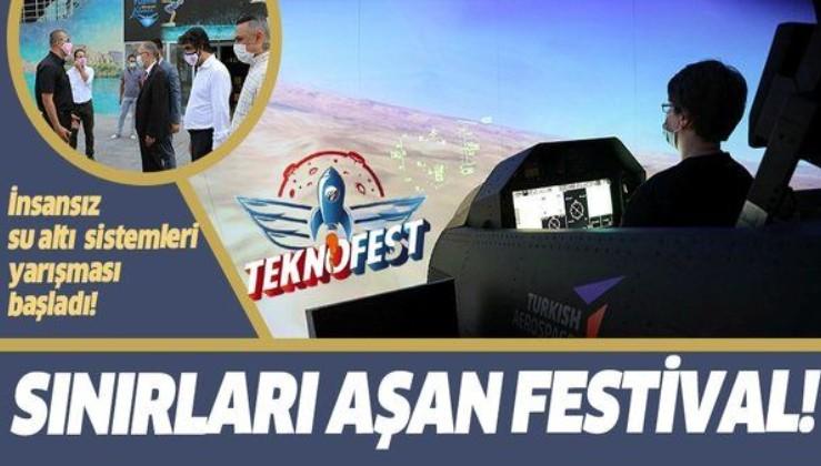 Teknofest'in üçüncüsü bugün Gaziantep'te başlıyor!
