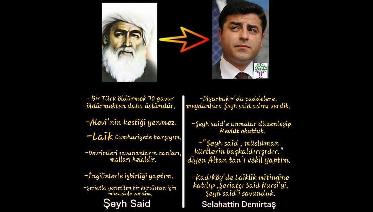HDP bu kez sadece Kürtçe andı