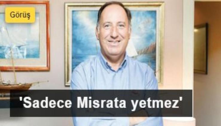 Amiral Gürdeniz: Sadece Misrata yetmez!