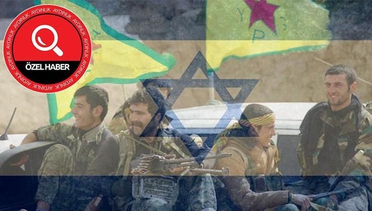 İsrail bölgede faaliyetlerini artırdı: PYD ve İranlı muhaliflerle görüştüler