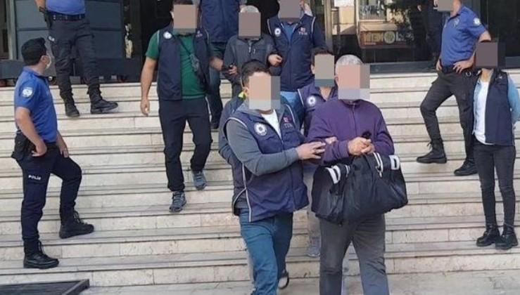 Malatya'da PKK/KCK operasyonuna 11 tutuklama