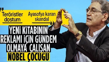 Orhan Pamuk'tan Ahmet Altan, Osman Kavala ve Selahattin Demirtaş için skandal sözler: Türkiye'nin cesur insanları