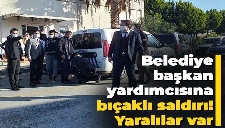 SON DAKİKA: Bodrum Belediyesi Başkan Yardımcısı Önder Batmaz'a bıçaklı saldırı