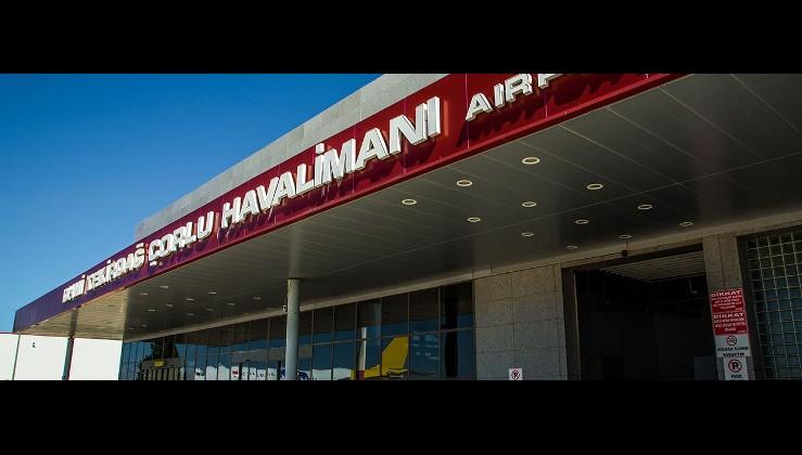 Erdoğan: Çorlu Havalimanı'nın ismi değişiyor: Atatürk Havalimanı olacak!