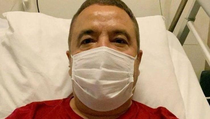 Koronavirüse yakalanan CHP'li Antalya Büyükşehir Belediyesi Başkanı Muhittin Böcek'in sağlık durumu hakkında flaş gelişme