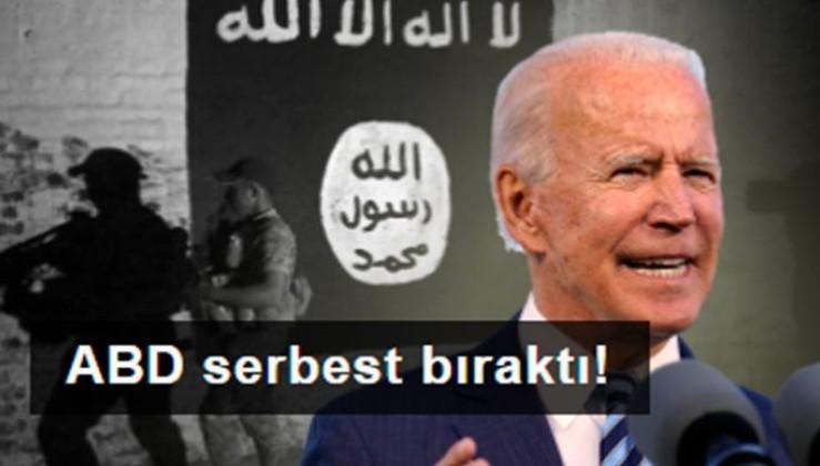 ABD IŞID militanlarını serbest bıraktı