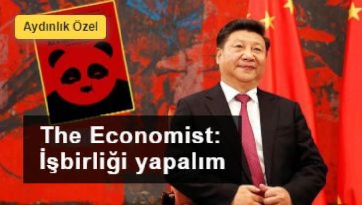 The Economist'ten Batı'ya çağrı: Çin ile işbirliği yapalım