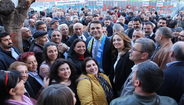 CHP İzmir'de tepkiler dinmiyor: 'CHP'de Balkan kökenliler yok sayılıyor'