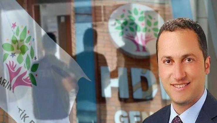 PKK'ya üye olma suçlamasıyla yakalanan HDP'li eski Şırnak Belediye Başkanı Serhat Kadırhan tutuklandı