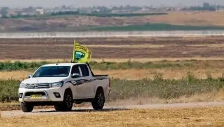 ABD konvoyuna PKK/YPG'yi de kattı