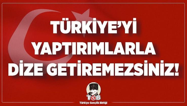 ABD yaptırımlar ile Türkiye'yi dize getiremez