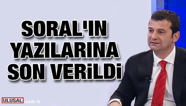 YAZIKLAR OLSUN! Soros'u, Kavala'yı, Demirtaş'ı eleştirdi, Cumhuriyet'ten kovuldu!