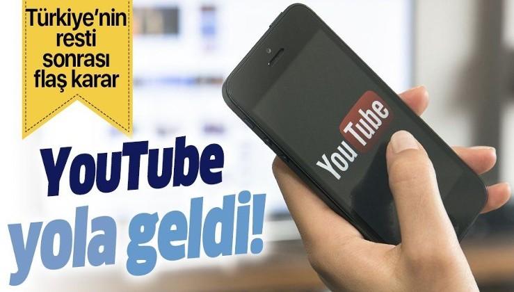 YouTube'dan son dakika Türkiye kararı: Temsilci atama süreci başlıyor