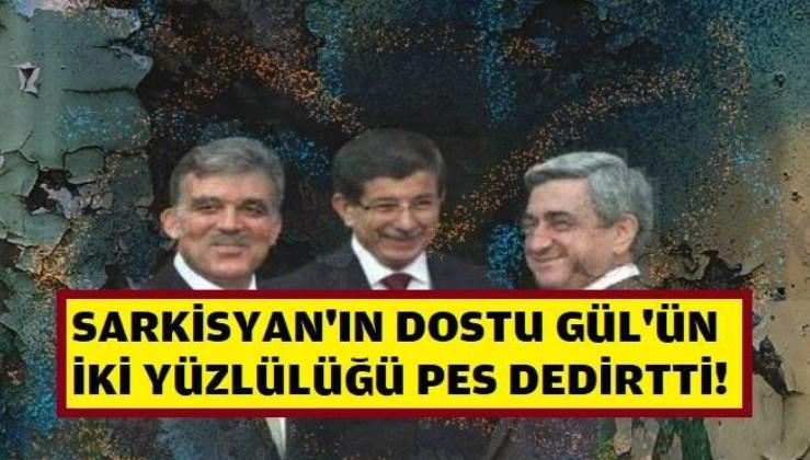 """""""N'oldu Paşinyan?"""", Sarkisyan ve dostları!"""