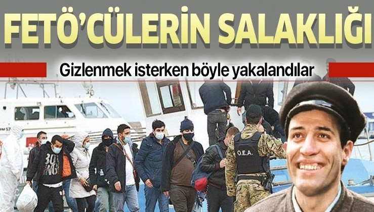 Sahte kimlikle gezen FETÖ'cülerin üzerinden Yunanistan'ın Kemal Sunal'ı olan oyuncunun kimliği çıkınca yakayı ele verdiler