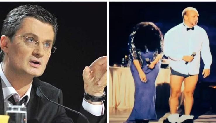 """""""Вова живе в якійсь своїй державі-повії"""" - Кондратюк пригадав Потапу зняті штани на концерті на Росії (відео)"""
