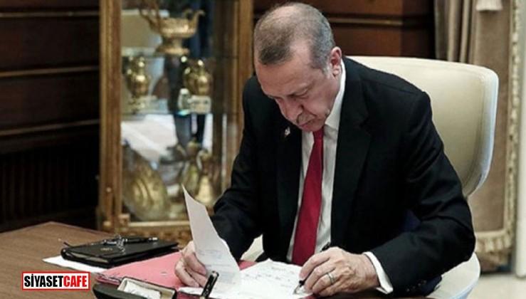 Erdoğan imzaladı! Milyonları ilgilendiren düzenleme
