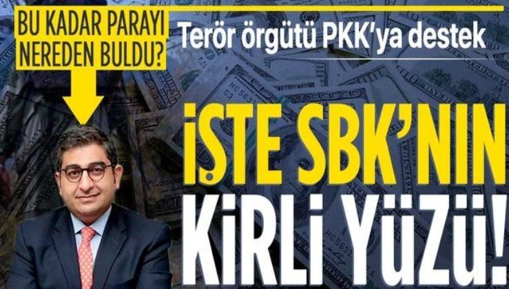 Kara para aklayan Sezgin Baran Korkmaz servetini nasıl elde etti? İşte SBK'nın kirli yüzü