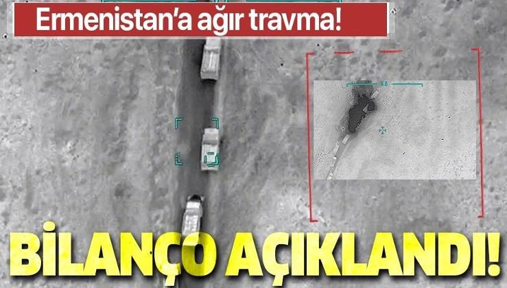 Son dakika: Azerbaycan topraklarını kurtarma operasyonu sürüyor! Ermenistan ordusunda büyük kayıp...