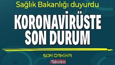 Son dakika: Sağlık Bakanlığı 11 Haziran 2021 koronavirüs vaka ve vefat tablosunu paylaştı | Kovid-19 son durum