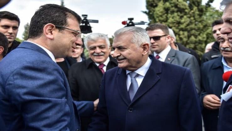 Ekrem İmamoğlu, Turgut Özal'ın mezarını ziyaret etti: Menderes'in ve Özal'ın temsilcisiyiz diyorlar.