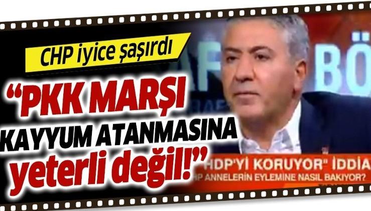 CHP'li vekilden skandal HDPKK yorumu!