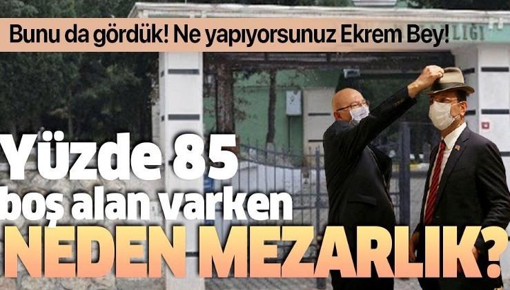 İBB Başkanı Ekrem İmamoğlu'ndan bir skandal karar daha!