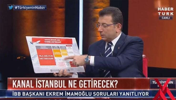 İmamoğlu: Erdoğan çağırsın koşa koşa giderim