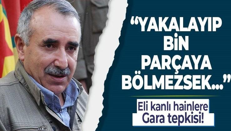 """İçişleri Bakanı Soylu'dan Murat Karayılan açıklaması! """"Yakalayıp bin parçaya bölmezsek..."""""""