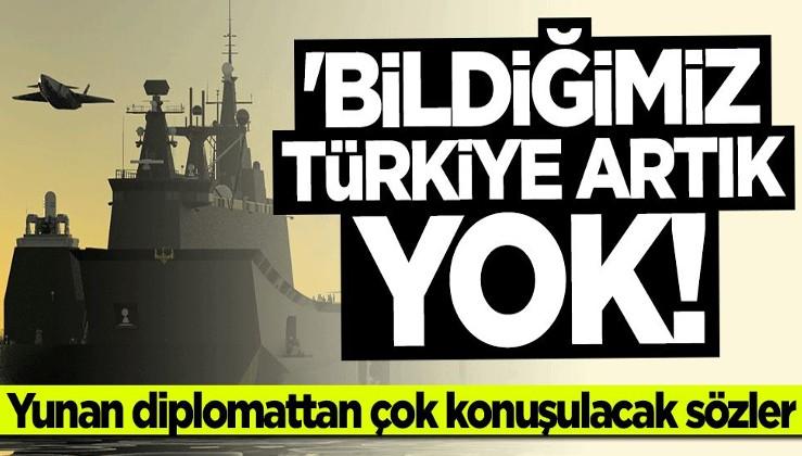 Yunan akademisyenden çarpıcı itiraf: Karşımızda bildiğimiz Türkiye artık yok