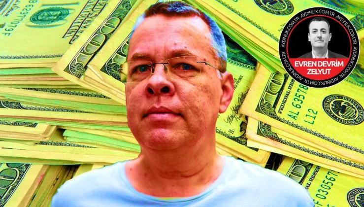 Brunson gidince dertler bitecek, dolar düşecek mi?