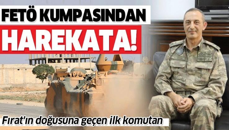 FETÖ'nün kumpas kurduğu komutan Tuğgeneral İdris Acartürk Barış Pınarı Harekatı'nda destan yazıyor!