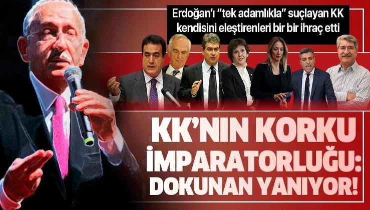 Kemal Kılıçdaroğlu'nun korku imparatorluğu! Kendisini eleştirenleri bir bir ihraç etti.