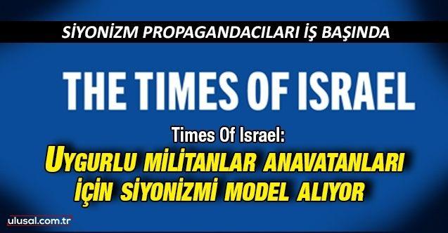 Siyonizm propagandacıları iş başında
