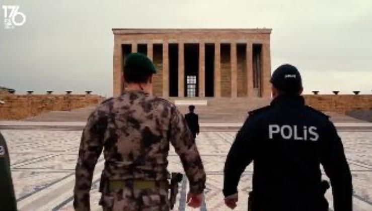 Türk Polis Teşkilatı 176 yaşında...  Onurla gururla...Film tadında ve en sonunda
