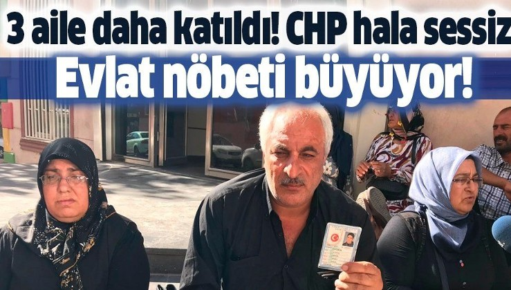 Hacire Ana ilk kıvılcımı yaktı. HDP Diyarbakır İl Başkanlığı binasındaki evlat nöbeti çığ gibi büyüyor! 3 aile daha katıldı.
