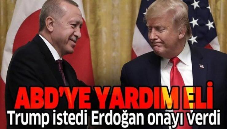 Türkiye'den ABD'ye ventilatör parçası desteği