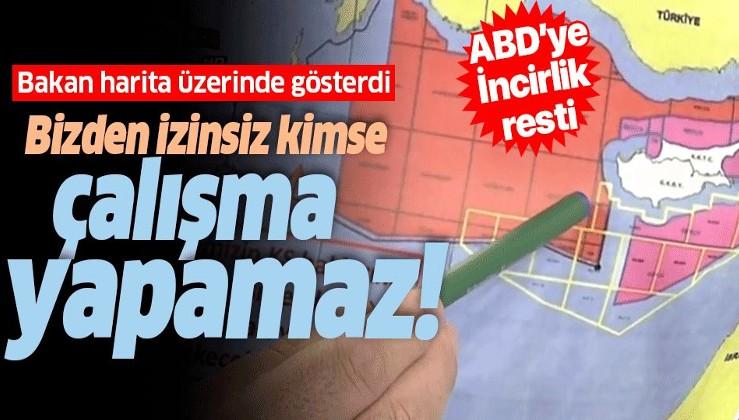 Dışişleri Bakanı Mevlüt Çavuşoğlu'ndan flaş Akdeniz açıklaması: Bizden izinsiz kimse....