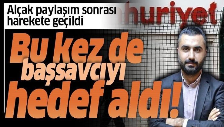 HDPKK elebaşı Demirtaş'ı tutuklayan Ankara Başsavcısı'nı hedef gösteren Cumhuriyet Gazetesi eski muhabiri Alican Uludağ gözaltına alındı