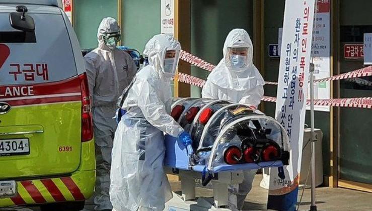 İspanya ve İran'da sevindiren koronavirüs bilançosu