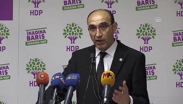 HDP'den CHP'ye çağrı: Barış Koridoru ittifakı bozar