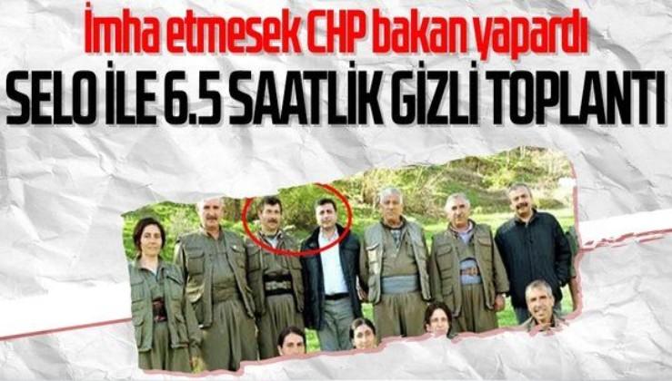 İmha edilen terörist Sofi Nurettin'in kanlı geçmişi ortaya çıktı! HDP'li Selahattin Demirtaş'la 6.5 saatlik gizli toplantı