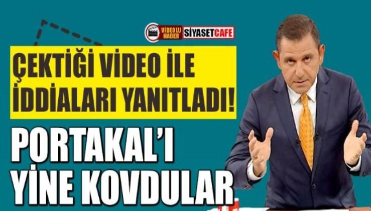Fatih Portakal, Fox TV'den kovuldu mu?