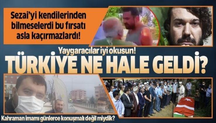 """""""Türkiye ne hale geldi"""" yaygaracılarına tokat gibi sözler"""