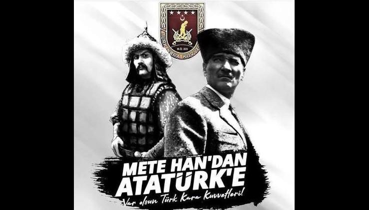 Türk Kara Kuvvetleri 2230 yaşında